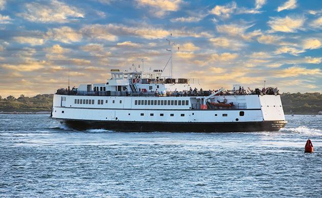 The M/V Nantucket